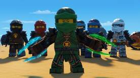 Ninjago: Masters Of Spinjitzu - Out Of The Fire And Into The Boiling Sea