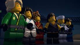 Ninjago: Masters Of Spinjitzu - The Mask Of Deception