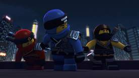 Ninjago: Masters Of Spinjitzu - The Oni & The Dragon