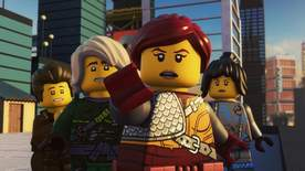 Ninjago: Masters Of Spinjitzu - Saving Faith