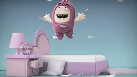 Oddbods (shorts) - A Day In The Life Of Newt