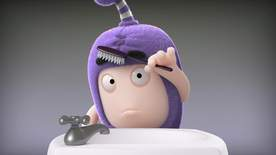 Oddbods (shorts) - A Day In The Life Of Jeff
