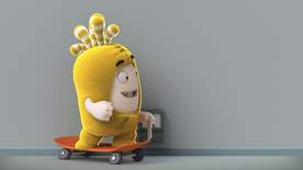 Oddbods (shorts) - A Day In The Life Of Bubbles