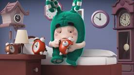 Oddbods (shorts) - A Day In The Life Of Zee