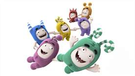 Oddbods (shorts) - Valentine's Special: The Perfect Gift