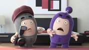 Oddbods - Oddbod Couple