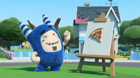 Oddbods - A Pain In The Arts