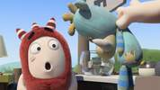 Oddbods - Mr Snuffles