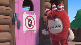 Oddbods - Storm In A Treehouse