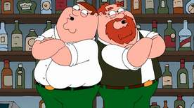 Family Guy - Peter's Two Dads