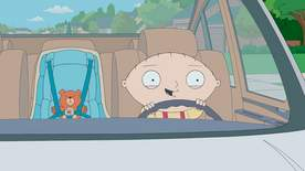 Family Guy - Stewie Goes For A Drive