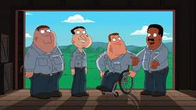 Family Guy - Cool Hand Peter