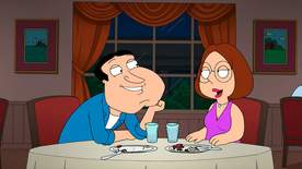 Family Guy - Quagmire And Meg