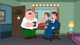 Family Guy - Tom Tucker: The Man And His Dream