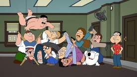 Family Guy - 12 And A Half Angry Men