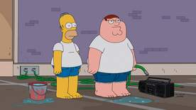 Family Guy - The Simpsons Guy - Part 1