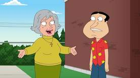 Family Guy - Quagmire's Mom