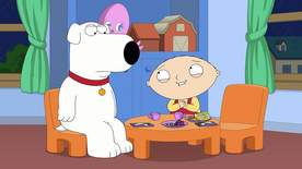 Family Guy - Stewie Is Enceinte
