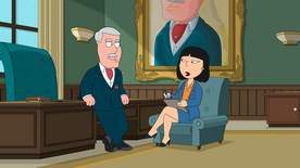 Family Guy - Carter And Tricia