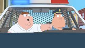 Family Guy - Cop And A Half-wit