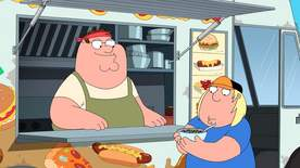 Family Guy - Saturated Fat Guy