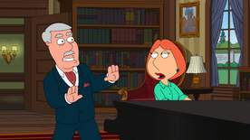 Family Guy - Regarding Carter