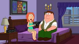 Family Guy - Peter And Lois' Wedding