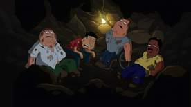 Family Guy - Undergrounded