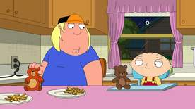 Family Guy - The Talented Mr. Stewie