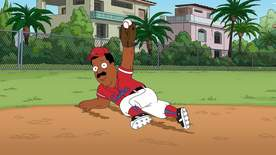 Family Guy - Tales Of Former Sports Glory