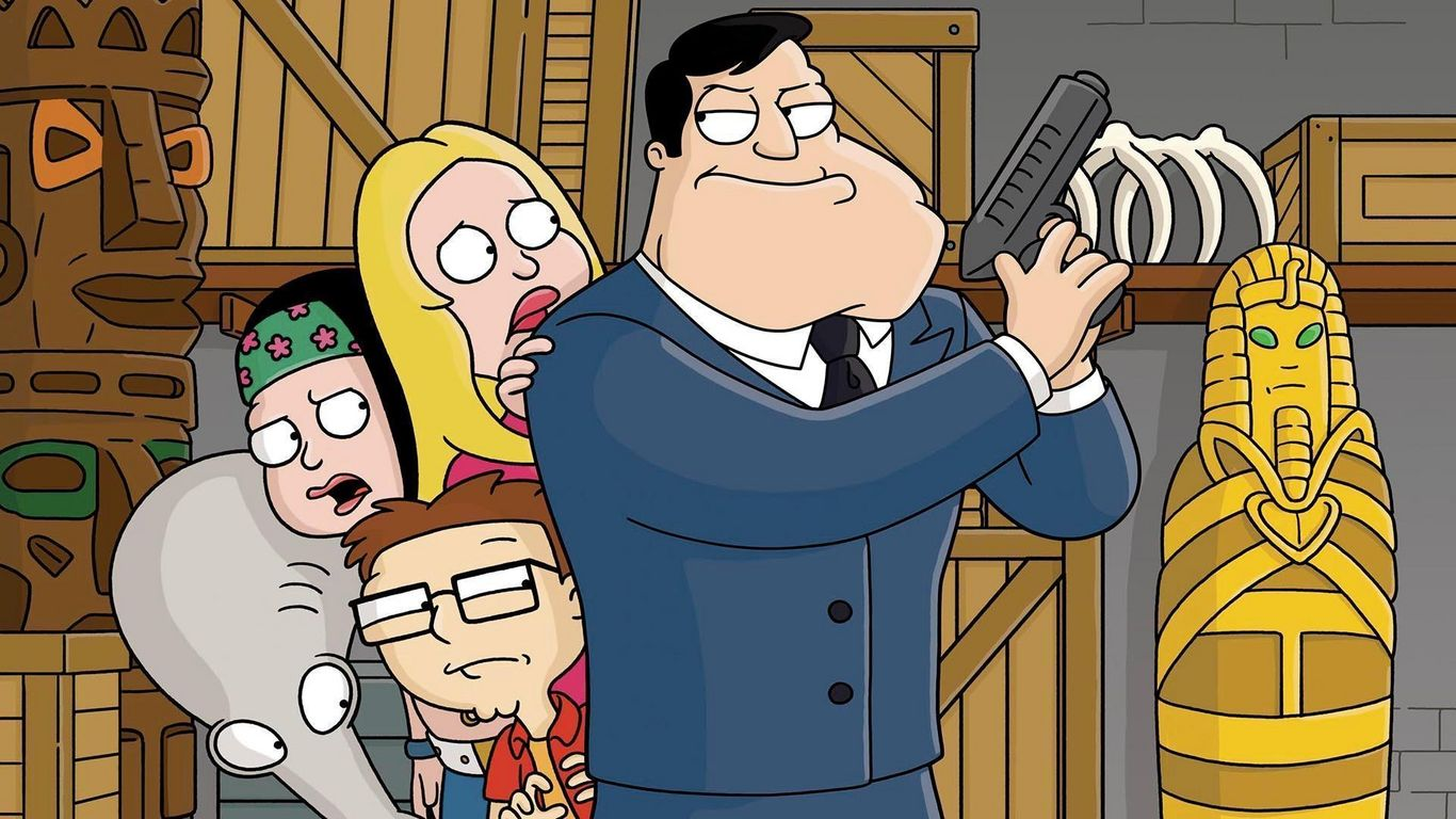 American Dad Watch Online