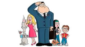 American Dad! - Rough Trade