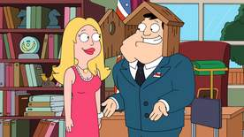 American Dad! - Widowmaker