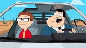 American Dad! - Delorean Story-an