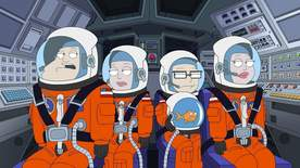 American Dad! - The Great Space Roaster