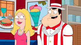 American Dad! - Stan's Food Restaurant