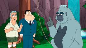 American Dad! - Gorillas In The Mist