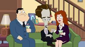 American Dad! - The Scarlett Getter
