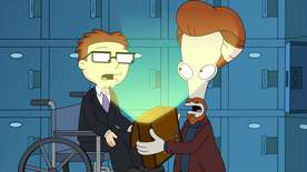 American Dad! - Wheels & The Legman And The Case Of Grandpa's Key