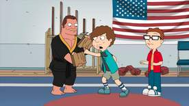 American Dad! - Scents And Sensei-bility