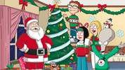 American Dad! - Dreaming Of A White Porsche Christmas