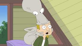 American Dad! - Roger's Baby