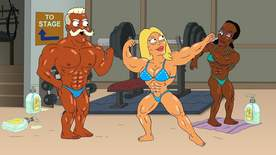 American Dad! - One-woman Swole