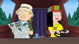 American Dad! - The Long March