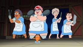American Dad! - The Hall Monitor And The Lunch Lady