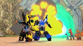 Transformers: Robots In Disguise - Episode 9