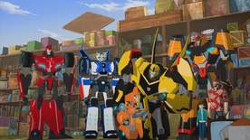 Transformers: Robots In Disguise - Episode 16
