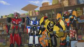 Transformers: Robots In Disguise - Episode 17