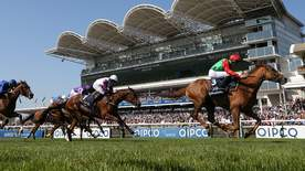 Itv Racing - Racing From Newmarket