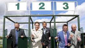 Itv Racing - Racing From Curragh